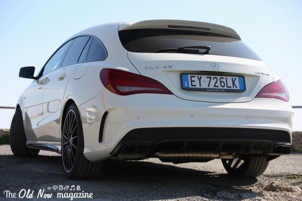 Mercedes-Benz CLA Shooting Brake - 0004