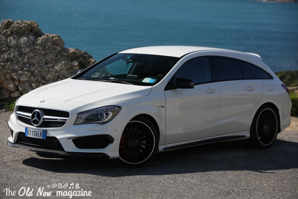 Mercedes-Benz CLA Shooting Brake - 0008