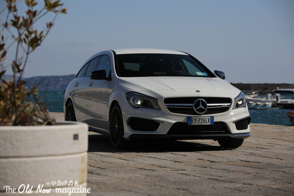 Mercedes-Benz CLA Shooting Brake - 0009