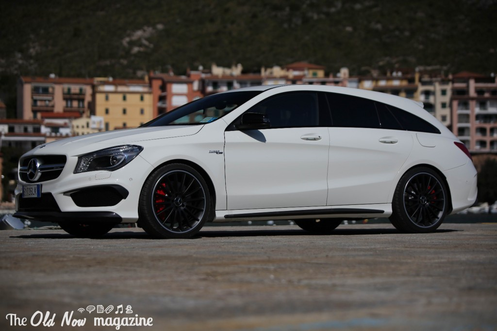 Mercedes-Benz CLA Shooting Brake - 0010