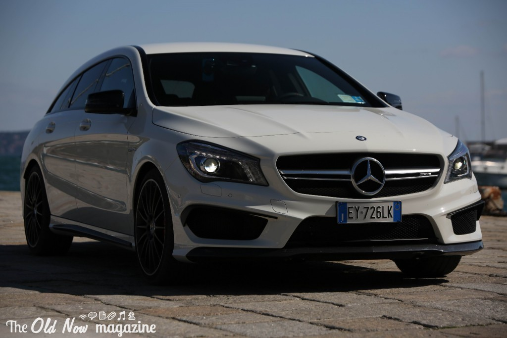 Mercedes-Benz CLA Shooting Brake - 0011