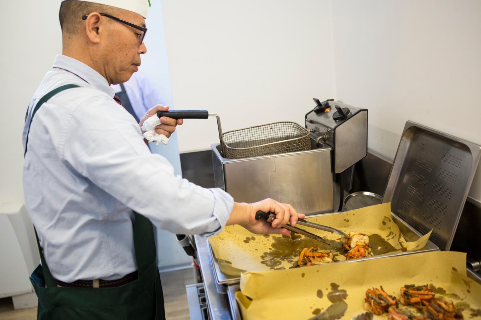 Rice Burger - Ristorante Mos - Chef Wagu