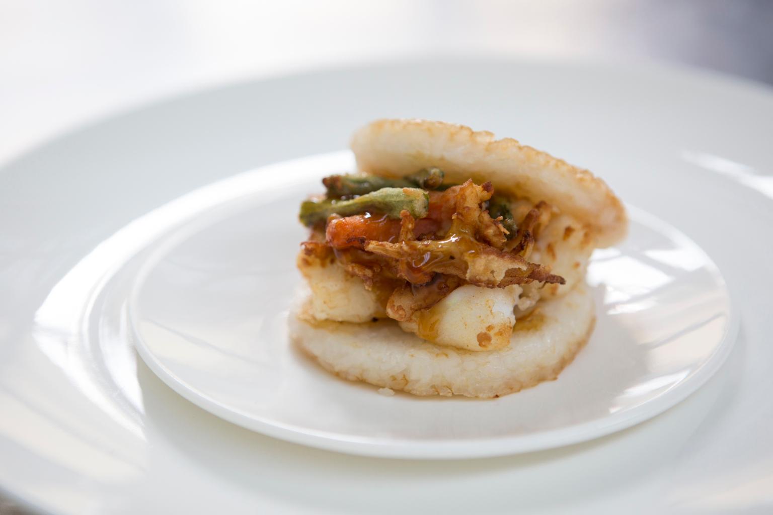 Rice Burger - Ristorante Mos