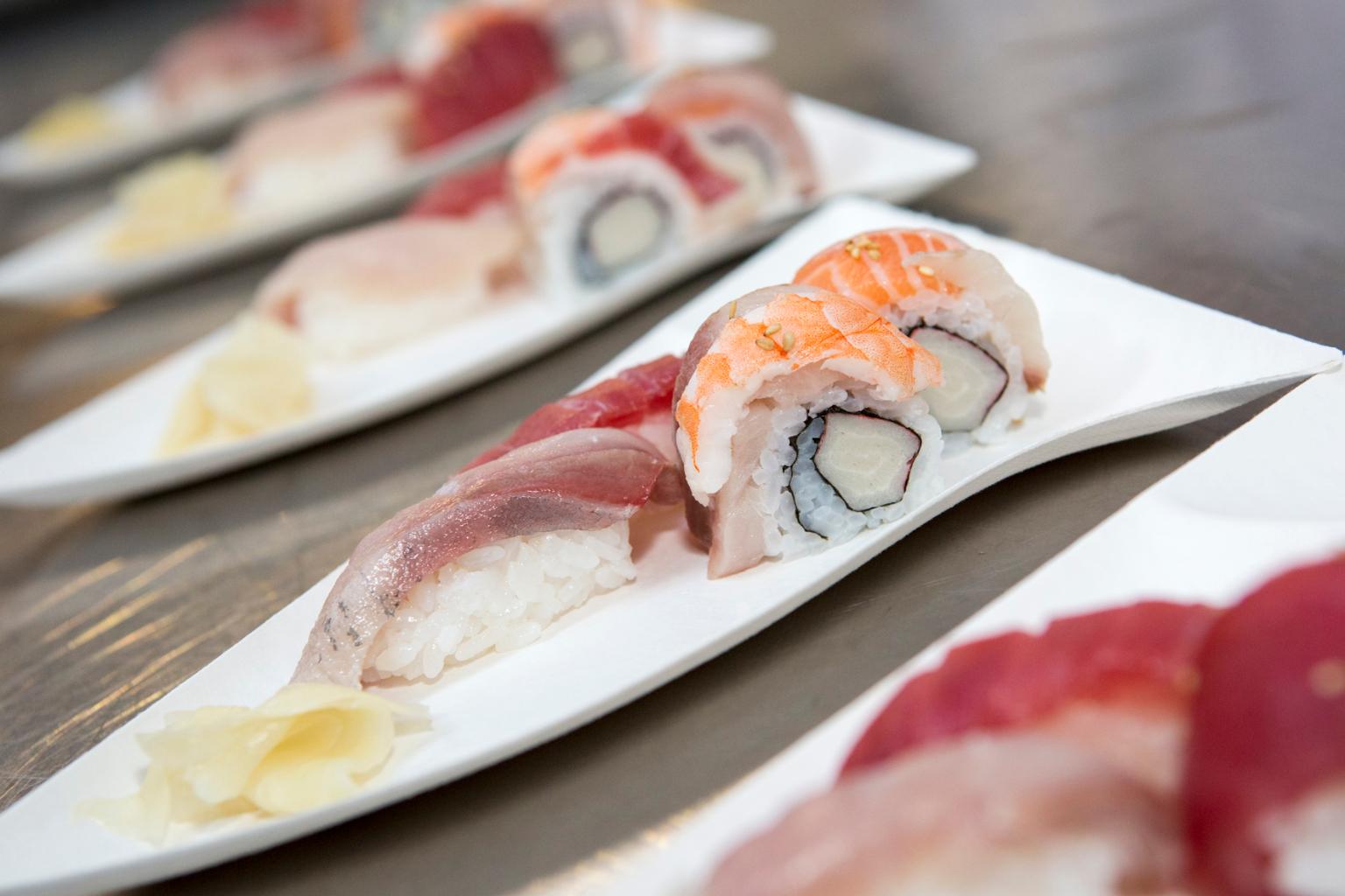 Sushi - Ristorante Kyodaru