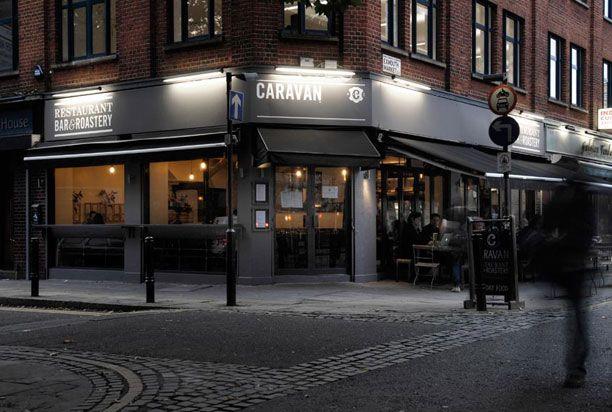 Caravan Clerkenwell Londra