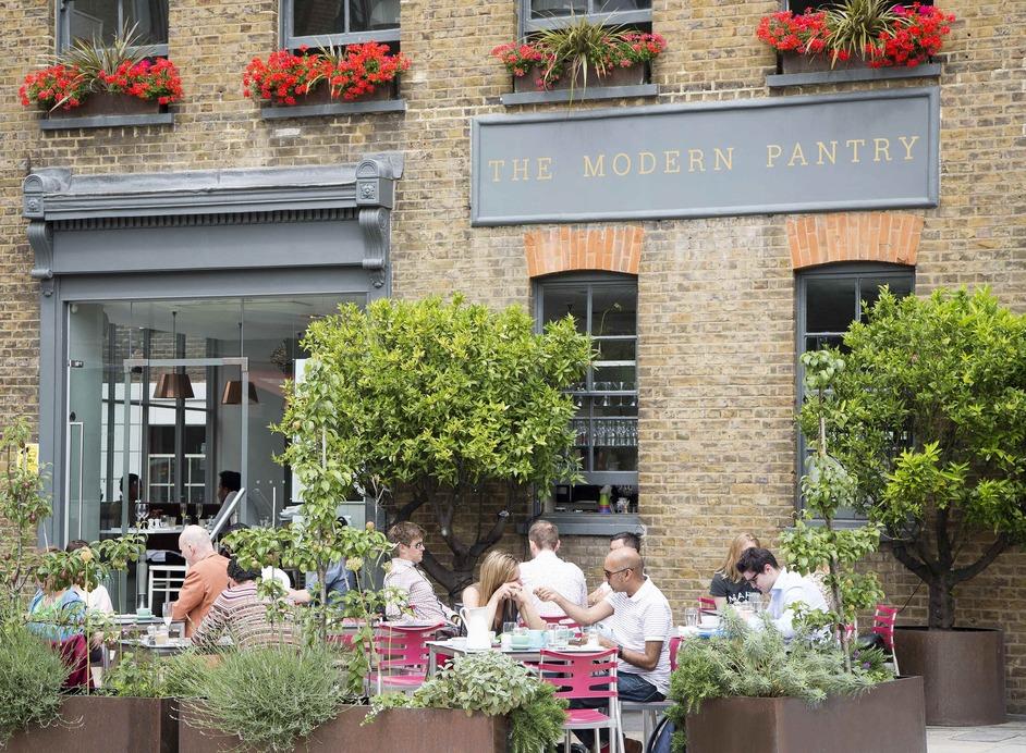 The Modern Pantry Londra