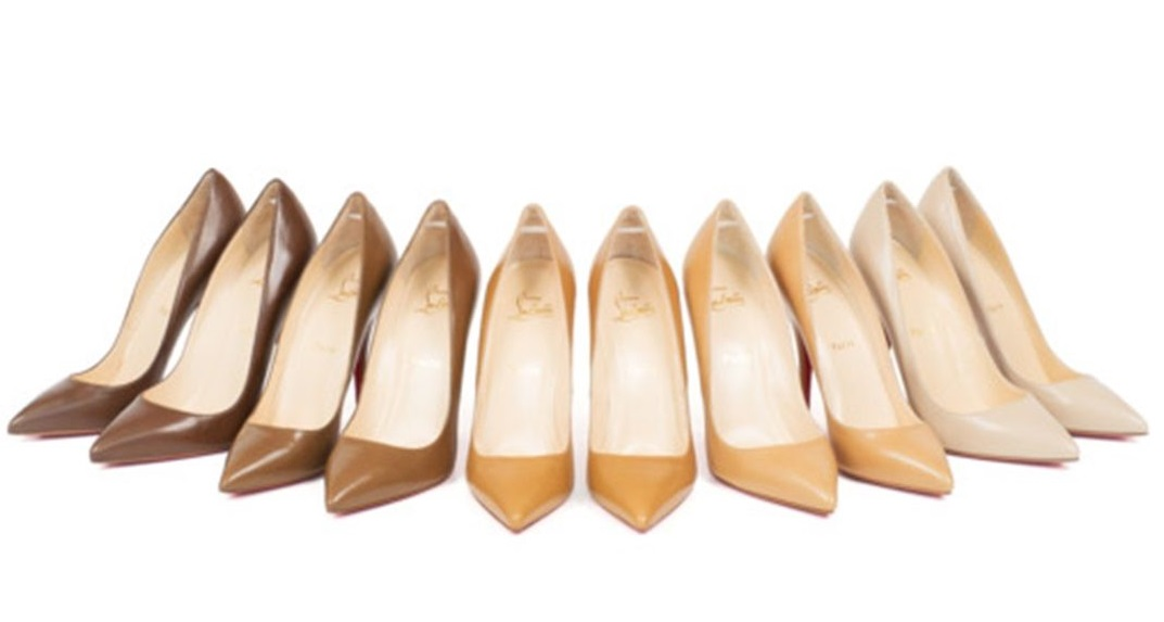 New Nude Christian Louboutin Collection
