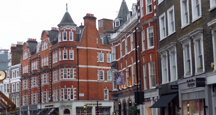 Marylebone Londra