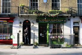 Museo di Sherlock Holmes Londra