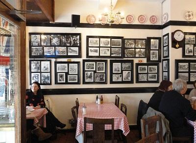 Terry's Cafe Londra