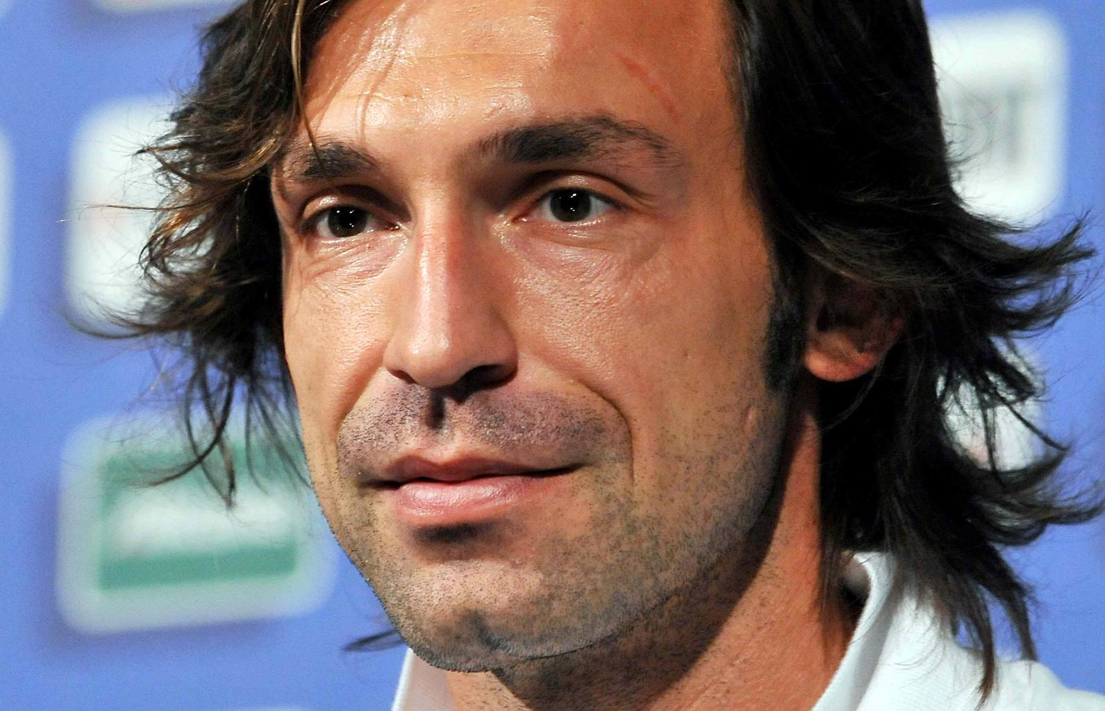 CRACOVIA (POLONIA), 26/06/2012 EURO 2012 - ITALIA/CONFERENZA STAMPA PIRLO NELLA FOTO ANDREA PIRLO. FOTO SIMONE ARVEDA/PEGASO NEWSPORT/INFOPHOTO