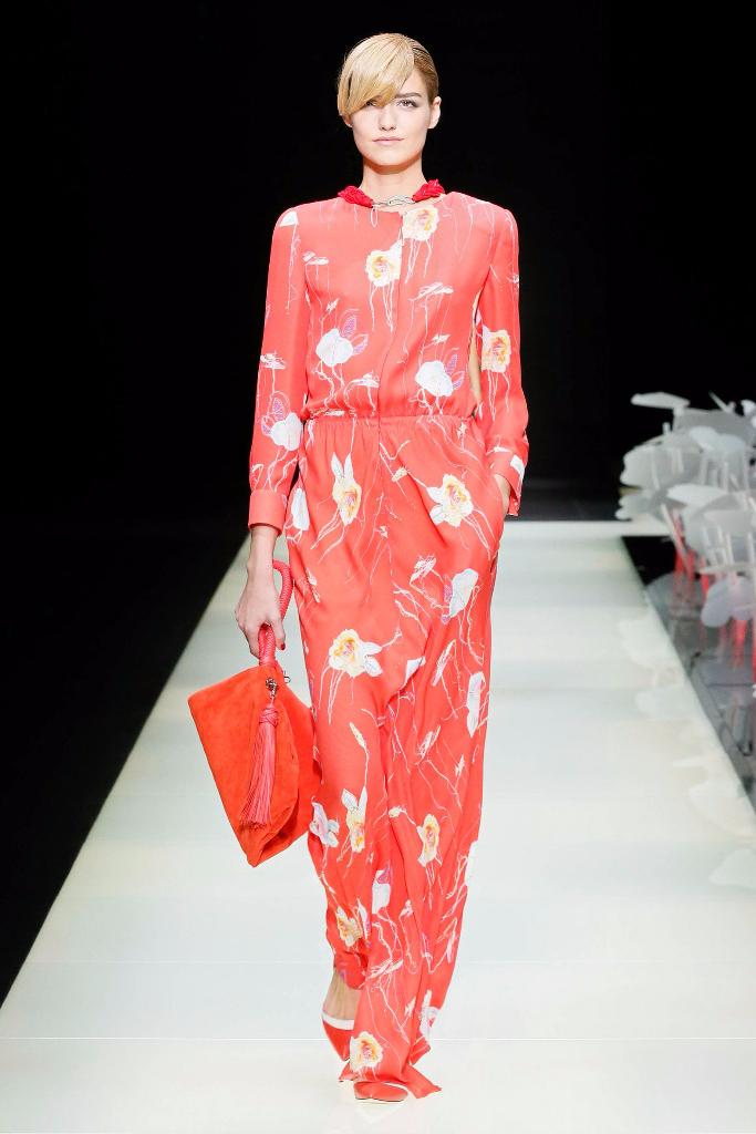 Giorgio Armani Womenswear SS16_#03
