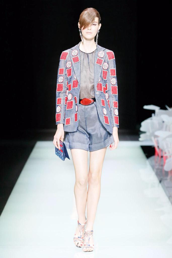 Giorgio Armani Womenswear SS16_#05