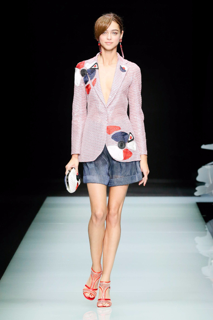 Giorgio Armani Womenswear SS16_#06