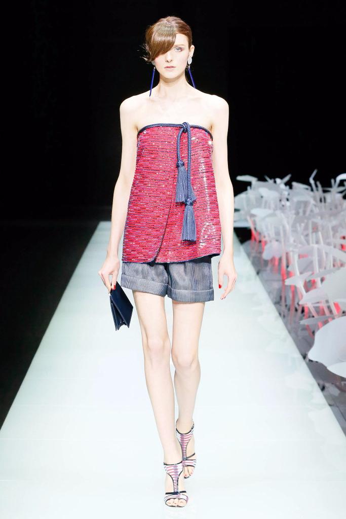 Giorgio Armani Womenswear SS16_#07