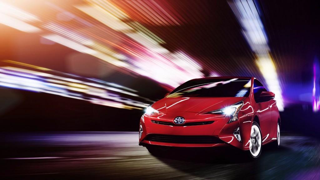 Toyota Prius 2016 - 002