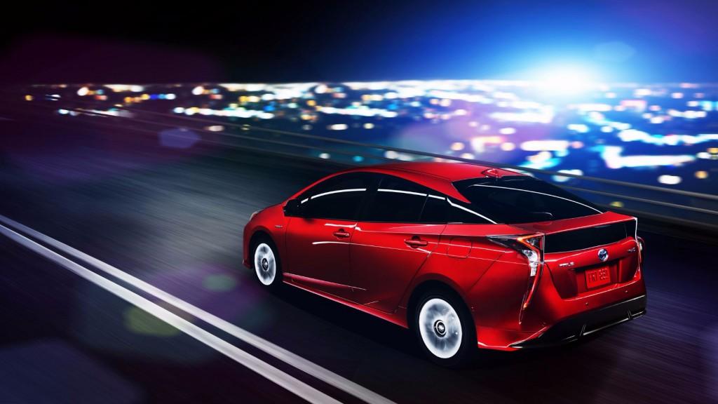 Toyota Prius 2016 - 003
