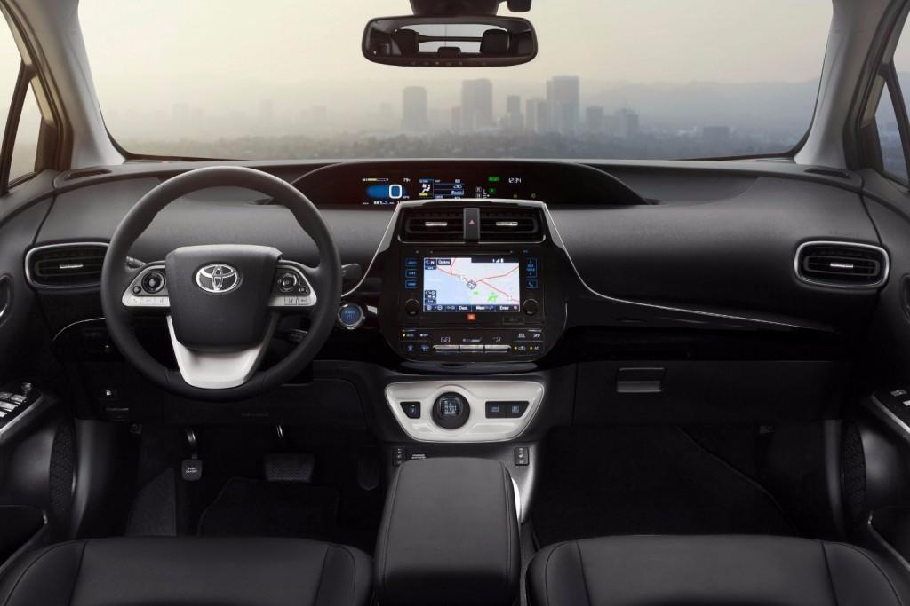 Toyota Prius 2016 - 004