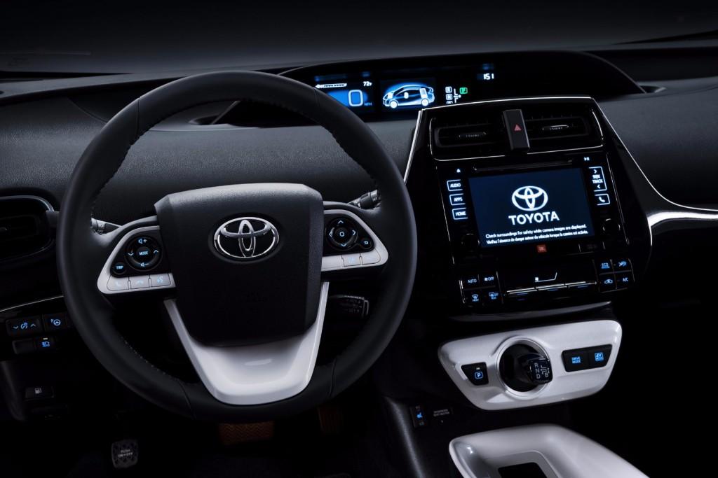 Toyota Prius 2016 - 006