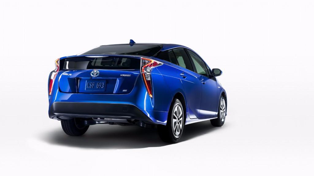 Toyota Prius 2016 - 008