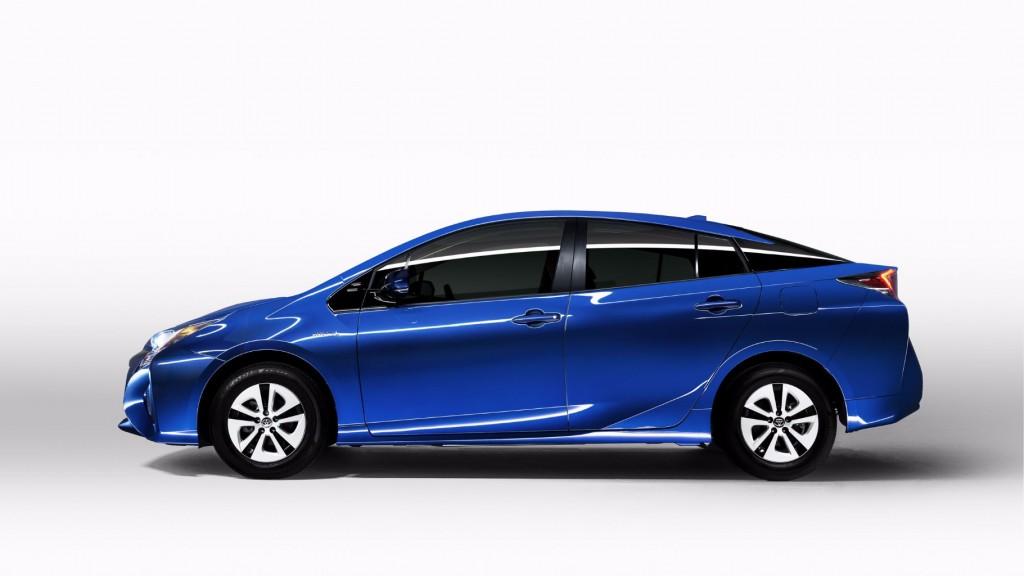 Toyota Prius 2016 - 009