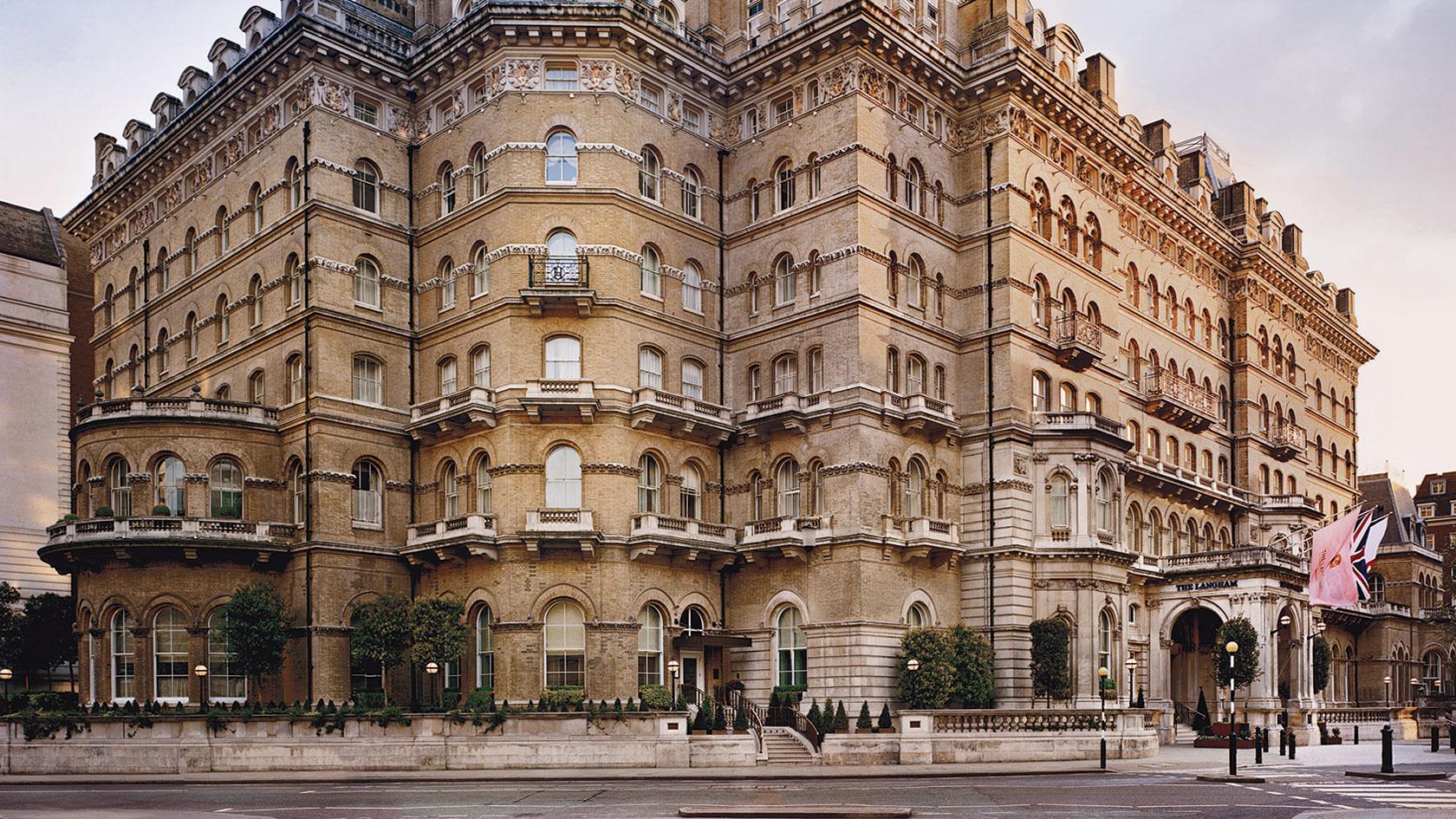 The Langham Londra