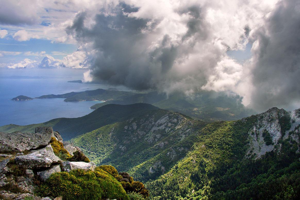 Guida Isola d'elba - Monte Capanne