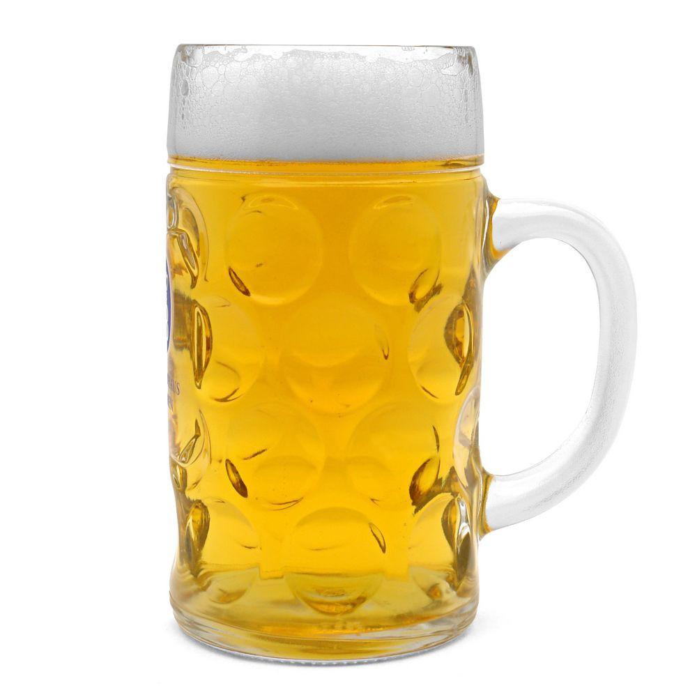 Boccale: in vetro oppure in ceramica, questa particolare tipologia di bicchiere è sempre amata dai bevitori di birra. Utilizzato soprattutto per la sua bellezza decorativa non ha pregi né difetti, a parte per i boccali di vetro spesso (tipicamente Britannici) che hanno il compito di conservare la birra alla temperatura di cantina il più a lungo possibile.