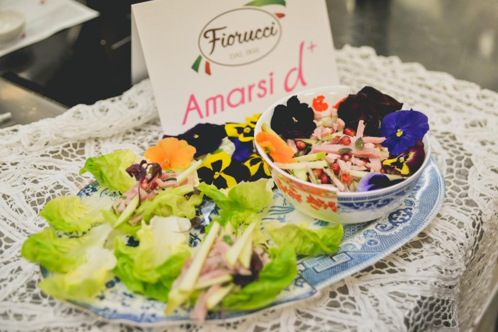 Le barchette in fiore Amarsi d+_alta