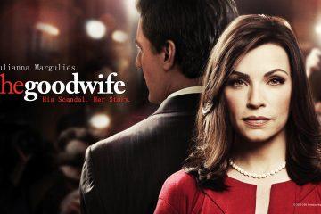 The Good Wife copertina