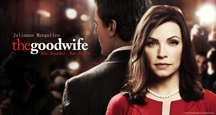 The Good Wife copertina
