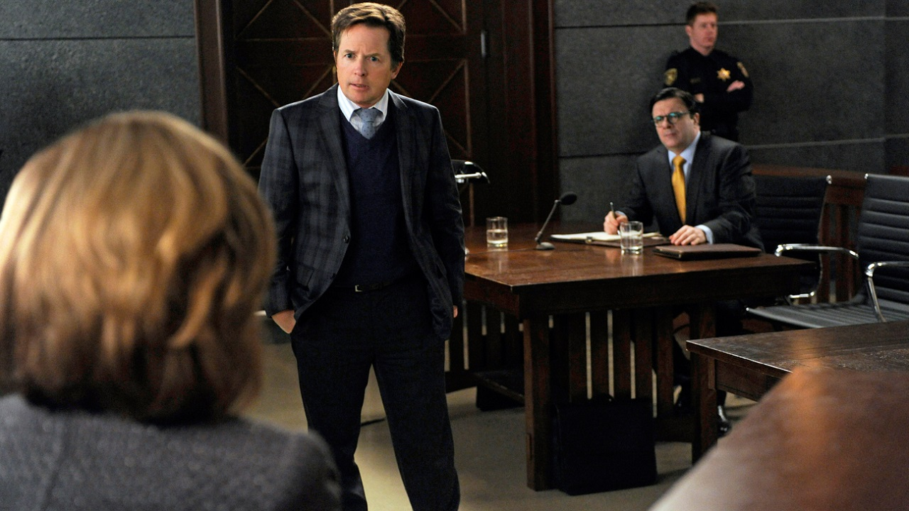 Michael J.Fox The Good Wife