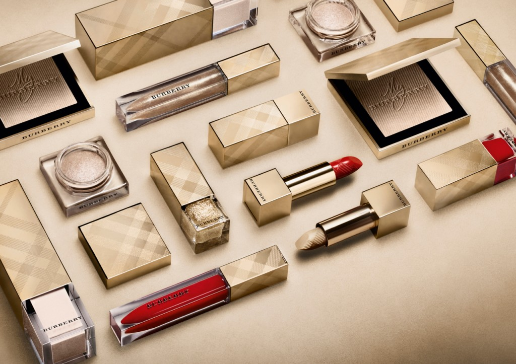 Burberry Make-up - Festive 2015 Collection