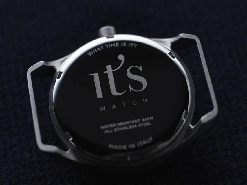 IT'S WATCH, nasce a Trieste il primo orologio che si veste (6)