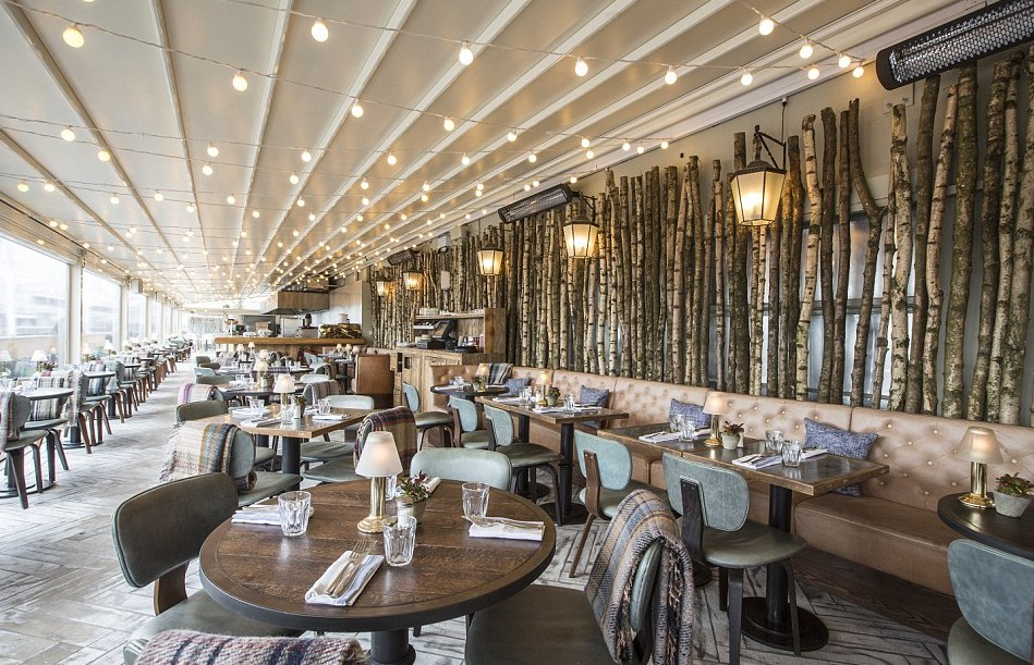 Selfridges bar ristoranti Londra