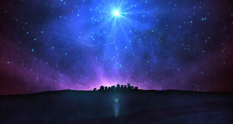 Canzone Di Natale Stella Cometa Testo.La Vera Storia Della Cometa Di Natale Theoldnow
