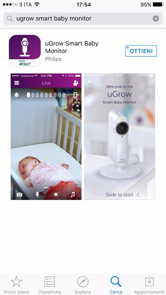 Baby Monitor Ugrow I Tuoi Occhi Anche A Distanza Theoldnow