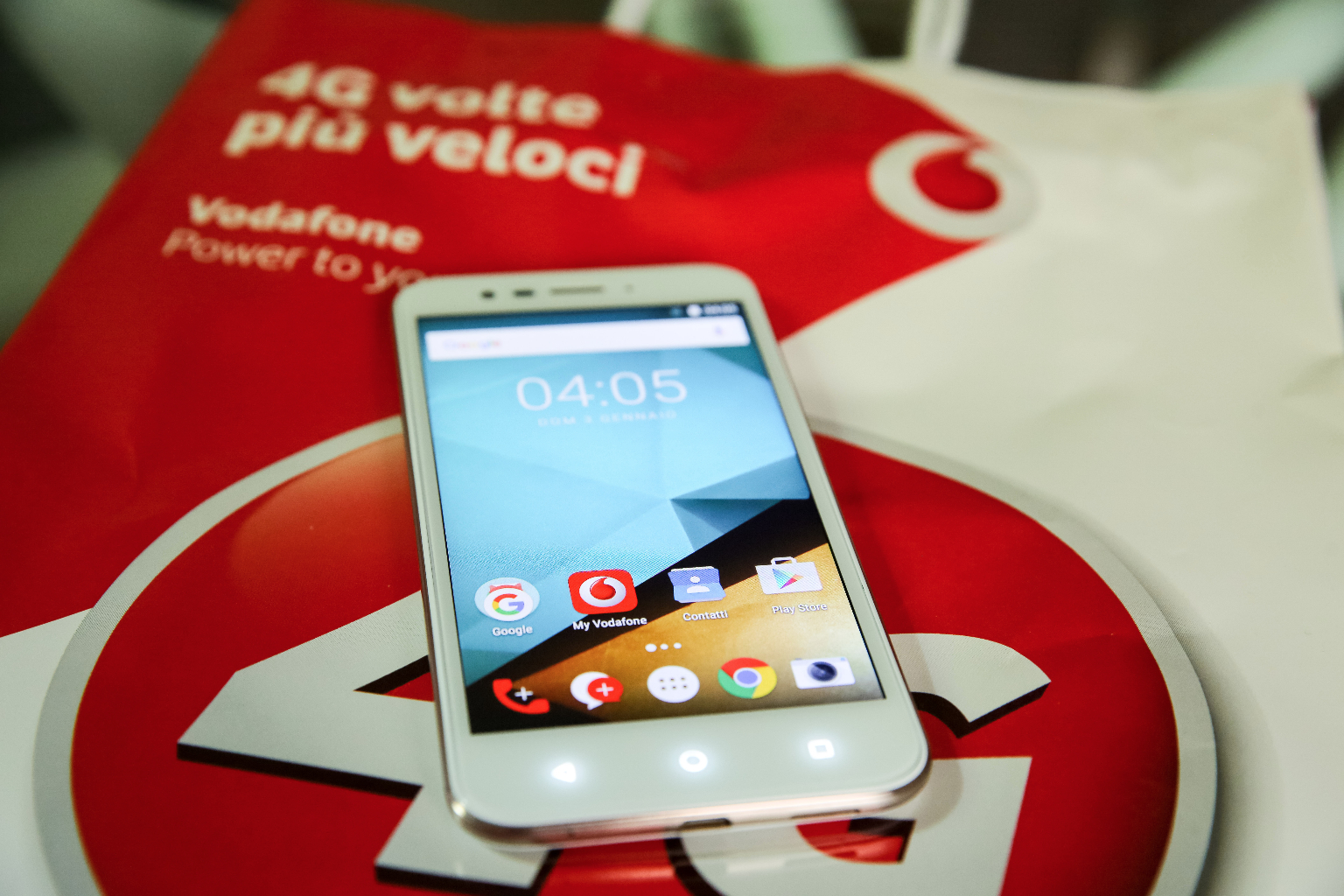 Vodafone Smart Prime 2016 (4 of 6)