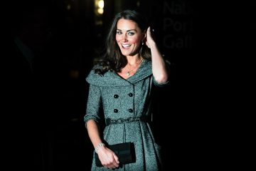 Kate Middleton, Duchessa di Cambridge - capelli