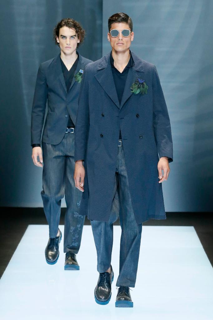 Emporio Armani Menswear SS17-18 (2)