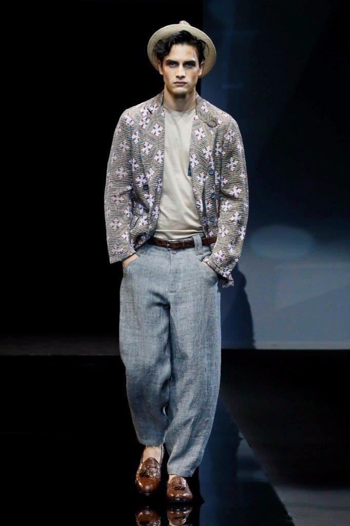 Giorgio Armani Menswear SS17_#02