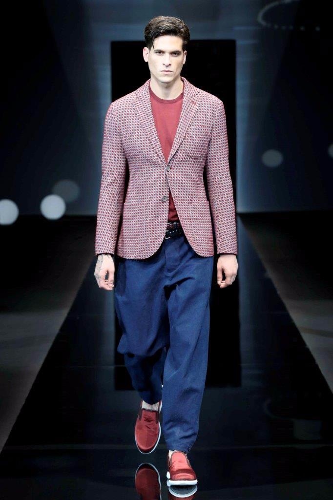 Giorgio Armani Menswear SS17_#07