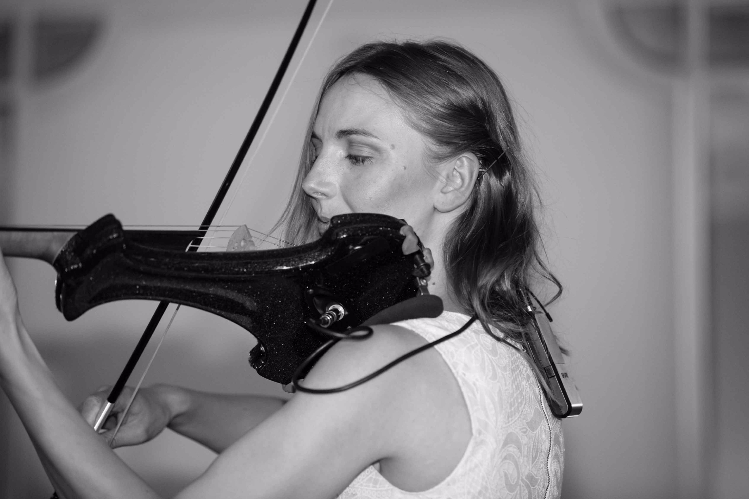 violinista london fashion kick