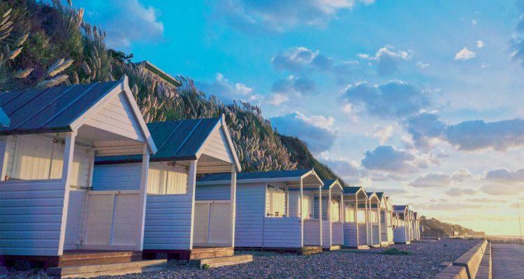 Vacanze al mare inghilterra beach hut