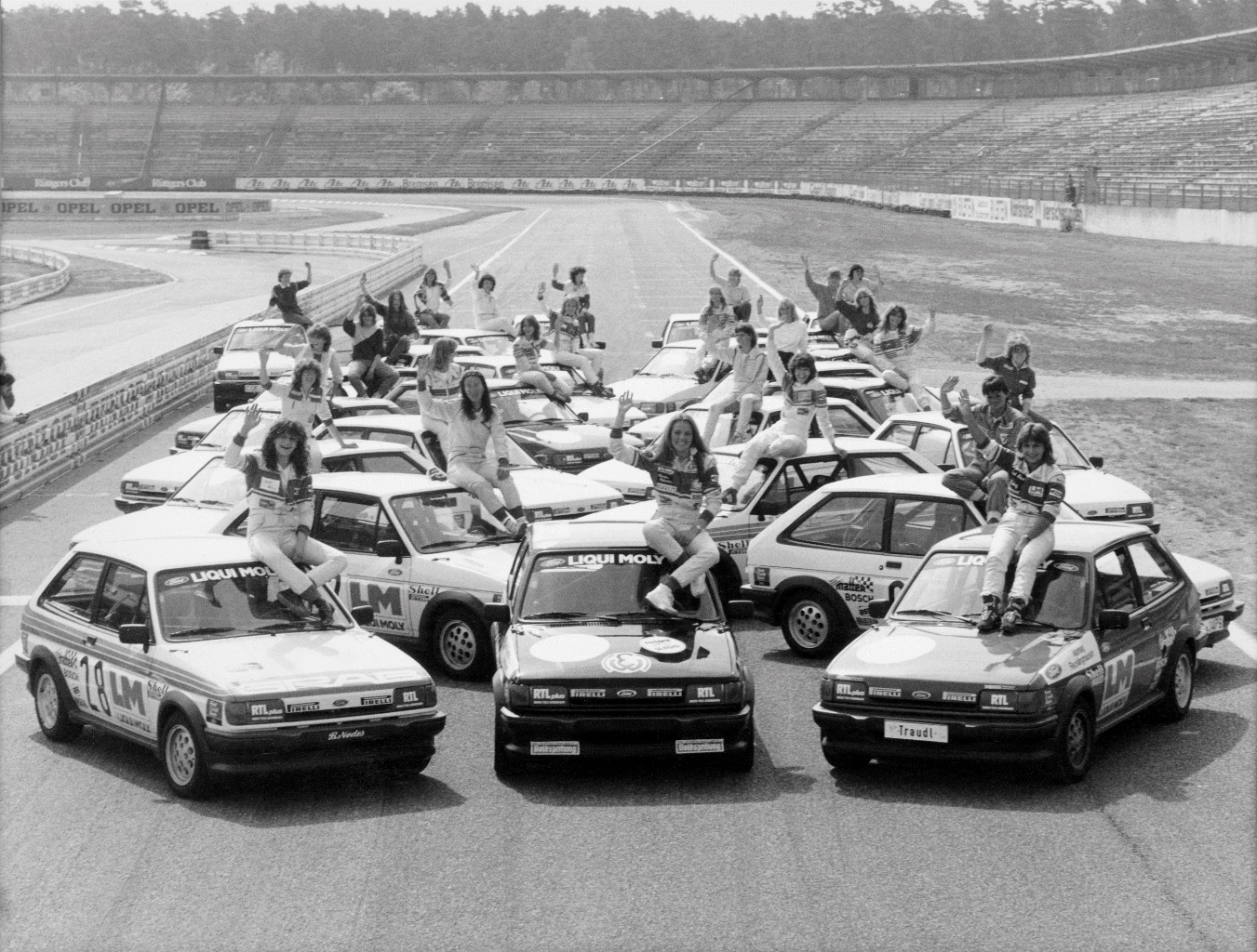 Ford Fiesta Ladies Cup 1984