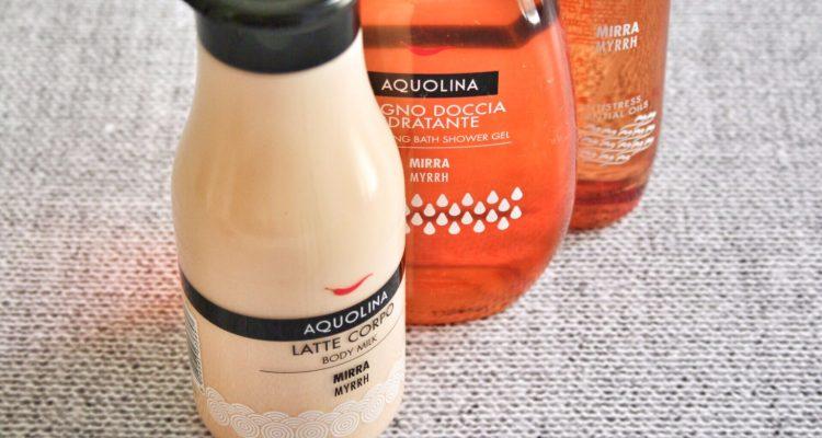 Bagno Doccia Aquolina : Aquolina un natale speciale al profumo di mirra theoldnow