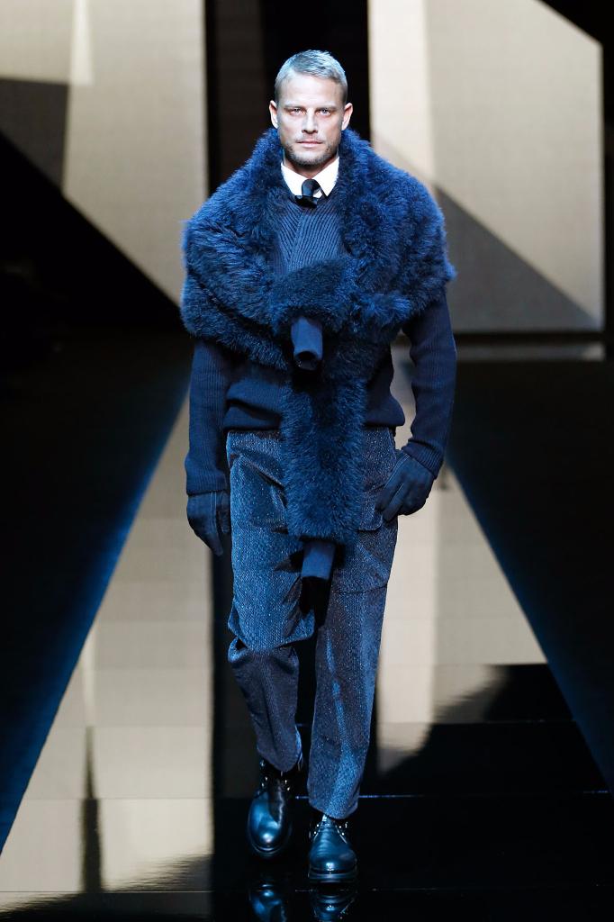 Giorgio Armani Menswear FW1718_#03