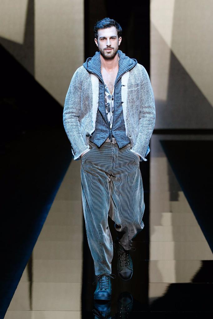 Giorgio Armani Menswear FW1718_#04