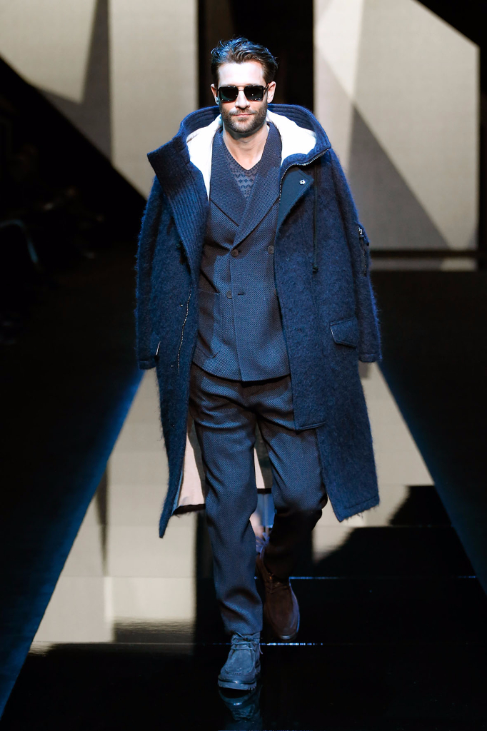 Giorgio Armani Menswear FW1718_#05