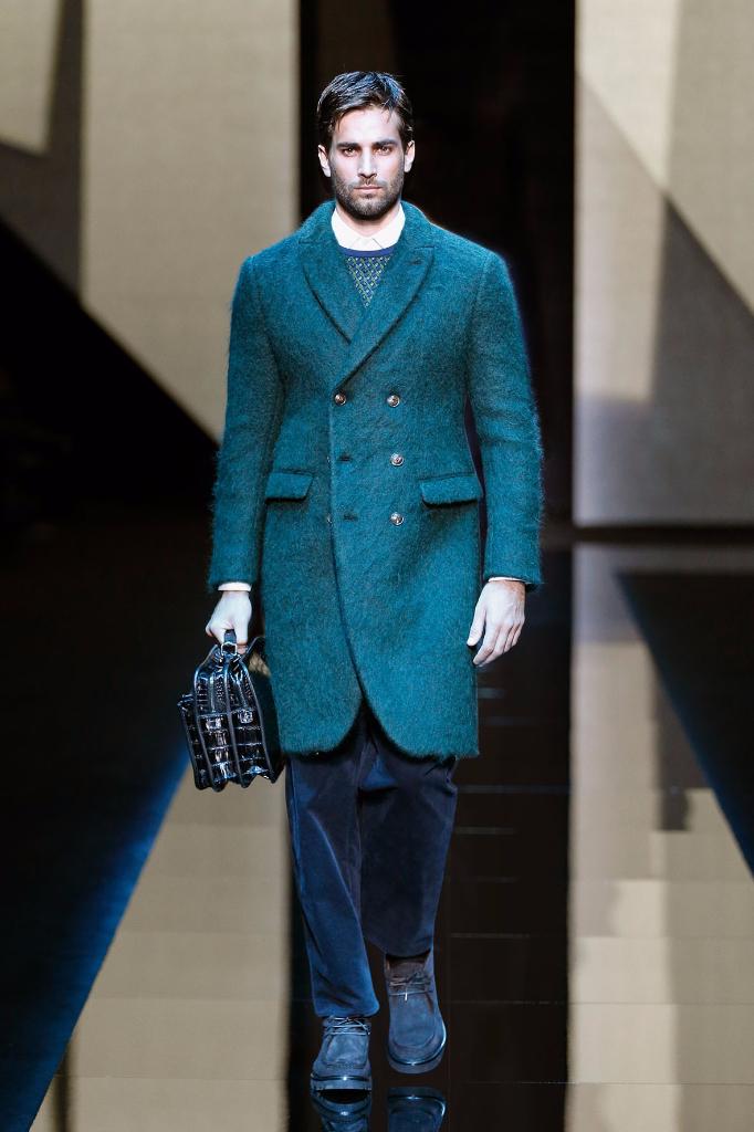 Giorgio Armani Menswear FW1718_#06
